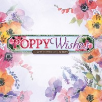 Hunkydory - Poppy Wishes