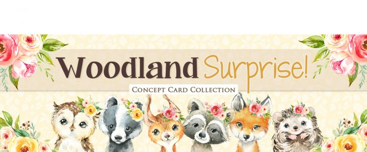 Hunkydory - Woodland Surprise