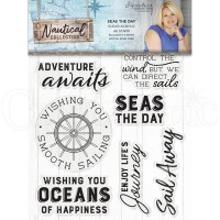Sara Davies Signature Collection Clear Stamp Sets