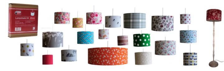 Lampshade Making Kits