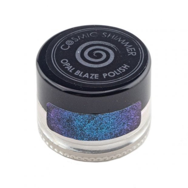 Create Stunning Projects with these NEW Opal Blaze Polishes!