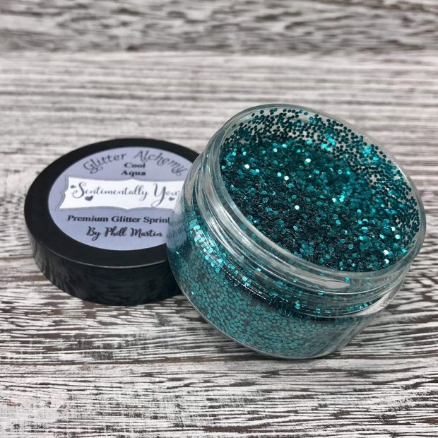 Glitter adds Glamour!