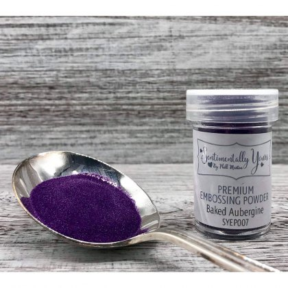 Sentimentally Yours - Superfine Embossing Powders