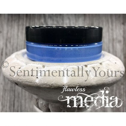 Phill Martin - Sentimentally Yours - Flawless Media - Sky Blue Ombre Blending Paste