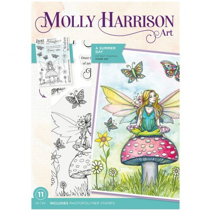 Molly Harrison Stamp Sets