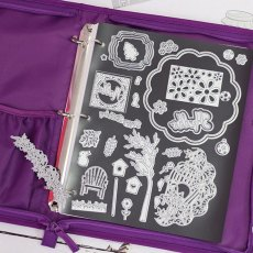 Crafter's Companion Die & Stamp Storage Folder - Small