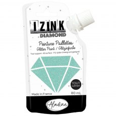 Izink Diamond Paint - Vert Pastel (Pastel Green)