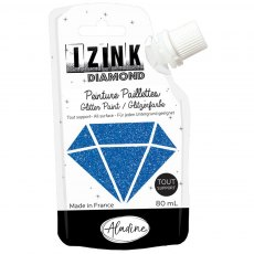 Izink Diamond Paint - Bleu Marine (Marine Blue)