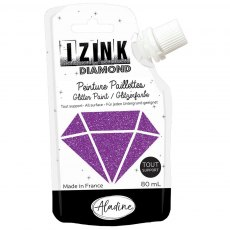 Izink Diamond Paint - Violet