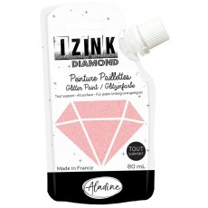 Izink Diamond Paint - Rose Poudre (Rose Powder)