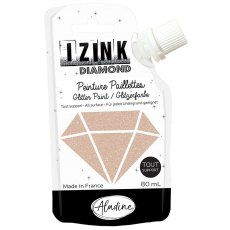 Izink Diamond Paint - Dore Cuivre (Golden Copper)