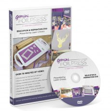 Gemini - FoilPress - Educational & Inspiration DVD