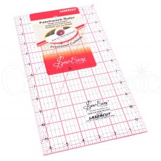 Sew Easy Patchwork Ruler - 12 x 6.5 inches