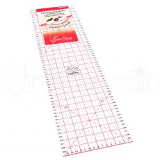 Sew Easy Patchwork Ruler - 60 x 16 cm