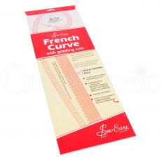 Sew Easy French Curve Ruler - Metric
