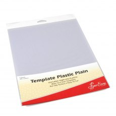 Sew Easy Template Plastic - Plain (2 Pack)