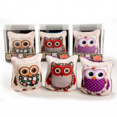 Sew Easy Owl Pincushion