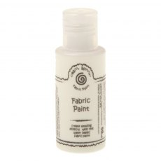 Cosmic Shimmer Fabric Paint - White