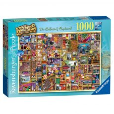 Ravensburger 1000 Piece Puzzle - The Curious Cupboard No.6 - The Collector's Cupboard