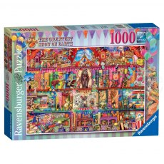 Ravensburger 1000 Piece Puzzle - The Greatest Show on Earth