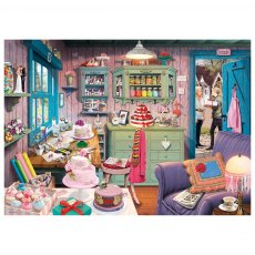 Ravensburger 1000 Piece Puzzle - My Haven No. 5 - The Cake Shed