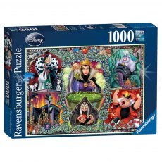 Ravensburger 1000 Piece Puzzle - Disney Wicked Women