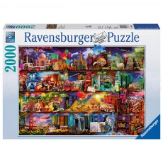 Ravensburger 2000 Piece Puzzle - World of Books