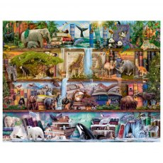 Ravensburger 2000 Piece Puzzle - Wild Animal Kingdom