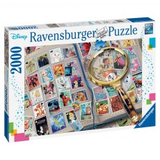 Ravensburger 2000 Piece Puzzle - Disney Stamp Album