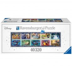 Ravensburger 40000 Piece Puzzle - Disney Moments Filmstrip