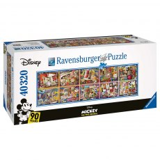 Ravensburger 40000 Piece Puzzle - Micky Mouse Through the Years