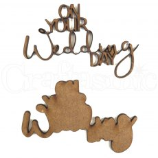 MDF - Art-Effex - Rectangle Size Collection - Wedding Day