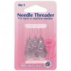 Hemline - Needle Threader - Aluminium