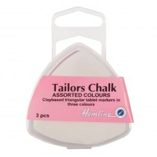 Hemline - Tailors Chalk - Assorted Colours