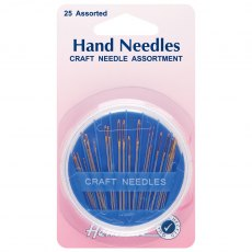 Hemline - Hand Sewing Needles - Craft Assortment