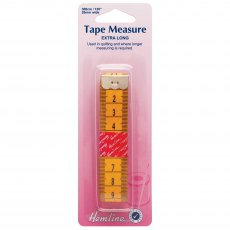 Hemline - Tape Measure - Extra Long - 300 cm