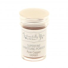 Phill Martin - Sentimentally Yours - Superfine Embossing Powder - Pure Copper