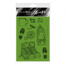 Hunkydory - For the Love of Stamps - The Great Outdoors
