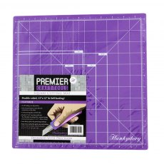 Hunkydory - Premier Craft Tools - Double Sided Cutting Mat - 12 x 12 inch