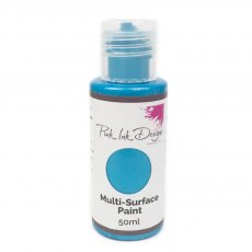 Pink Ink - Multi Surface Paint - Atlantic Blue