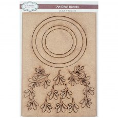 MDF - Art-Effex - Large Size Collection - Build A Wreath