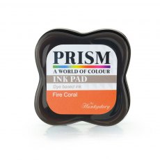 Hunkydory - Prism Ink Pads - Fire Coral