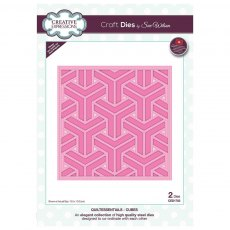 Sue Wilson Craft Dies - September Collection 2019 - Quiltessentials - Cubes