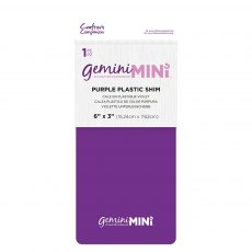 Gemini - Mini - Accessories - Plastic Shim Purple