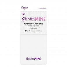 Gemini - Mini - Accessories - Plastic Folder - 3 pack