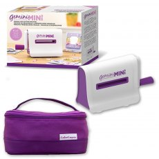 Gemini Mini Manual Die-Cutting Machine and Mini Storage Bag Bundle