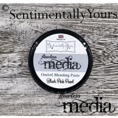 Phill Martin - Sentimentally Yours - Flawless Media - Blush Pink Pearl Ombre Blending Paste
