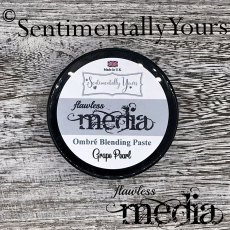 Phill Martin - Sentimentally Yours - Flawless Media - Grape Pearl Ombre Blending Paste