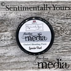 Phill Martin - Sentimentally Yours - Flawless Media -  Lavender Pearl Ombre Blending Paste