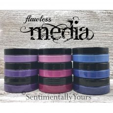 Phill Martin - Sentimentally Yours - Flawless Media - Ombre Blending Paste - Complete Collection
